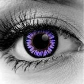 Vampfangs - Violet Colormax Contact Lenses - Halloween Vampire Contacts - Trusted Since 1993