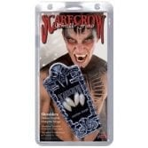 Vampfangs Shredders Vampire Fangs - Custom Vampire Fangs - Scarecrow Fangs