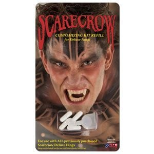 Vampfangs - Scarecrow Molding Kit For Custom Vampire Fangs