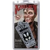Vampfangs - Werewolf Fangs - Custom Vampire Fangs - Scarecrow Fangs