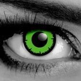 Vampfangs - Angelic Green Contacts - Halloween Corrective Contact Lenses