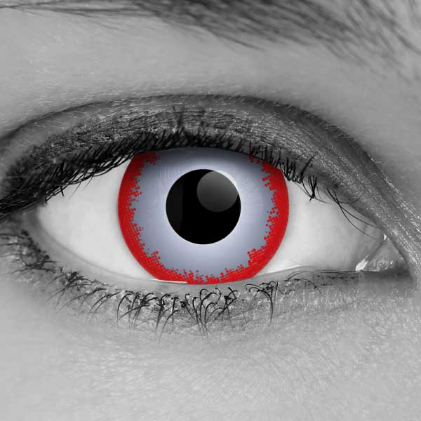 Vampfangs - Berzerker - Zombie - Contact Lenses - Halloween Vampire Contacts - Trusted Since 1993