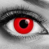 Vampfangs - Red Vampire Contact Lenses - Halloween Vampire Contacts - Corrective Options - Trusted Since 1993