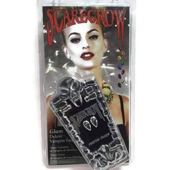 Vampfangs - Custom Vampire Fangs - Scarecrow Fangs