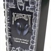 Gun Metal Fangs by Scarecrow - Available On Vampfangs.com