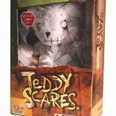 Teddy Scares Limited Edition - Vampfangs - Horror Teddy Bear Gift