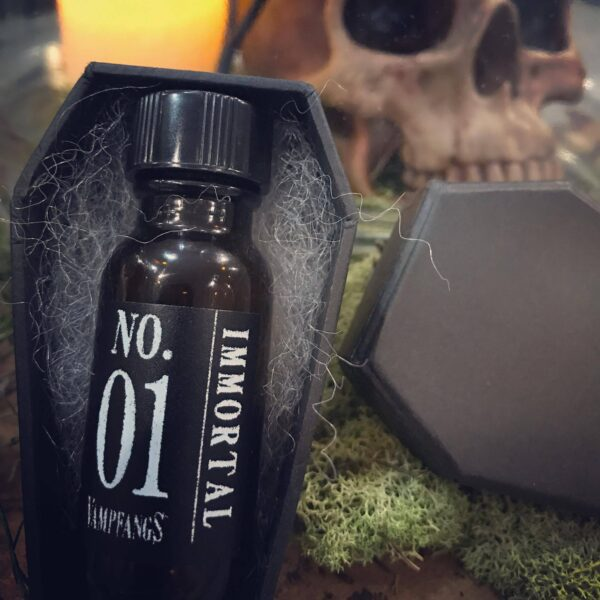 Vampfangs Fragrance Collection by Dark Alchemy – Immortal