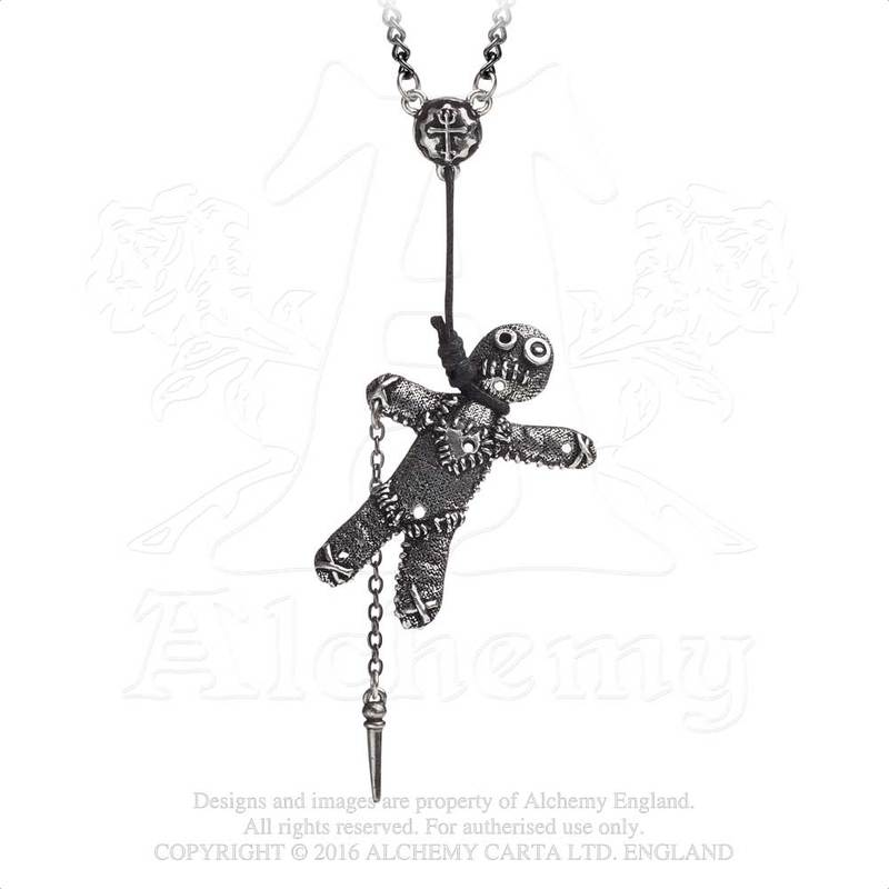 Vampfangs - Alchemy Gothic - Necklace - Jewelry
