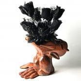Vampfangs - Novelty - Gift - Demon Vase
