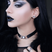 Vampfangs - Alchemy Gothic - Studs - Jewelry