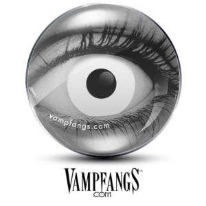 White Out Contact Lenses - Vampfangs
