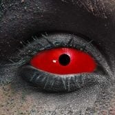Red Sclera Contact Lenses & Custom Contacts - Vampfangs